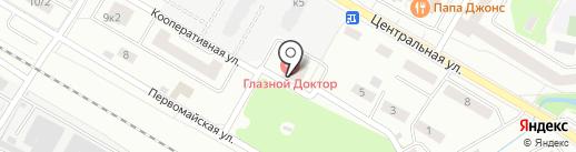 МЕДИКА плюс ДЕНТ на карте Щёлково