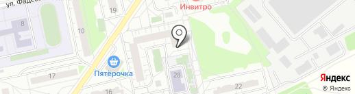 Goldi на карте Балашихи