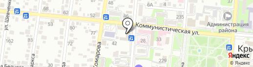 ДЮСШ №2 на карте Крымска