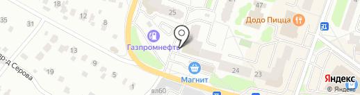 ГорЗдрав на карте Щёлково