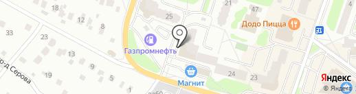 Городской центр недвижимости на карте Щёлково