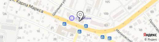 Sex Shop Moscow на карте Красково