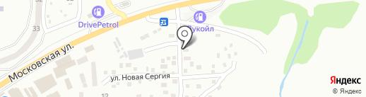 Управление ветеринарной медицины в г. Макеевке на карте Макеевки