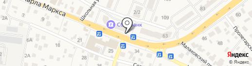 sexshopvip.ru на карте Красково