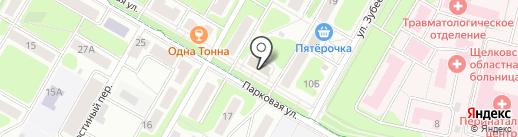 Твой дом на карте Щёлково