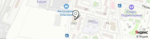Атак на карте Железнодорожного
