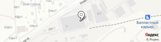 Фкр Машинари на карте Машково