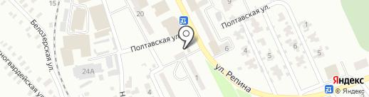 Консультант на карте Макеевки