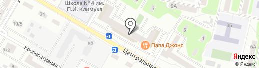 Мода для народа на карте Щёлково