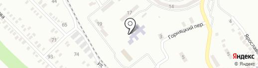 Детский сад №184 на карте Макеевки