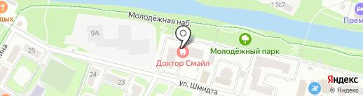 Тренд на карте Щёлково