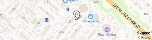 IP-home.net на карте Островцев