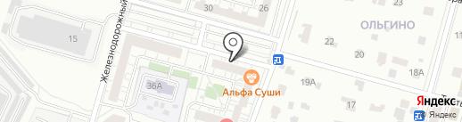 IT-problema на карте Балашихи