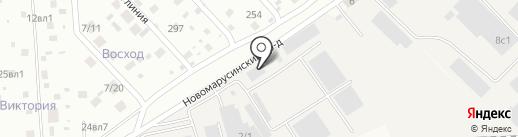 ГеоДор на карте Машково
