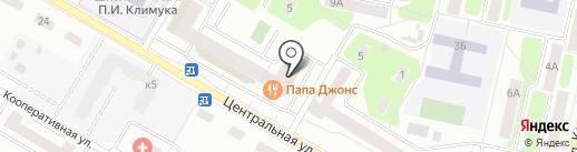 Орто+ на карте Щёлково