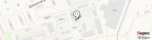 Бис-авто на карте Октябрьского