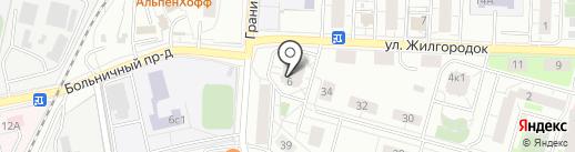 ВИТАФАРМ на карте Балашихи