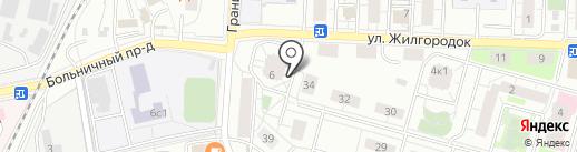Topgroomer на карте Балашихи