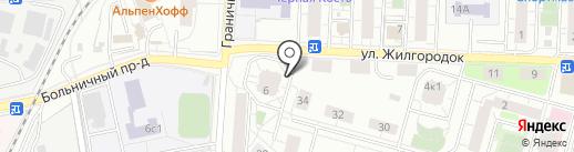 Lakshery на карте Балашихи