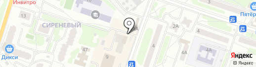 Восток-Сервис на карте Щёлково