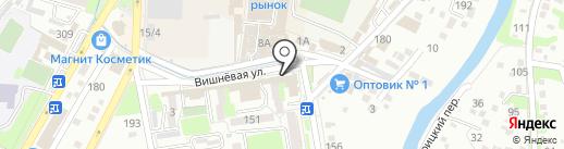 Жалюзи для всех на карте Крымска
