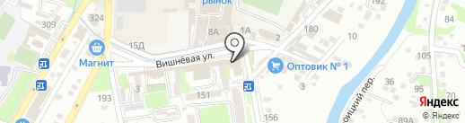 Домашний уют на карте Крымска