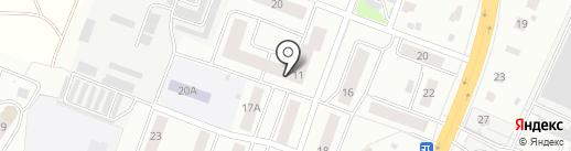Арсенал на карте Щёлково
