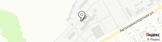 Спецсервис, охранно-монтажная фирма на карте Макеевки