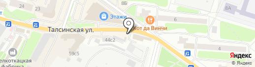 N-Type на карте Щёлково