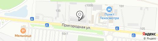 МастерСтела на карте Балашихи