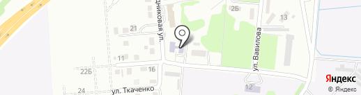 Детский сад №12 на карте Крымска