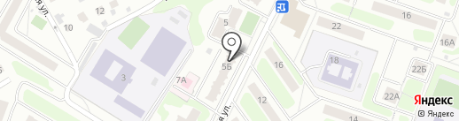 Щёлковский отдел вневедомственной охраны на карте Щёлково