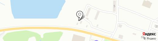 Каzантип на карте Макеевки