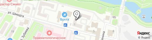 Монтаж-Домофон-Сервис на карте Щёлково