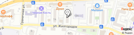 Ольгино, ТСЖ на карте Балашихи