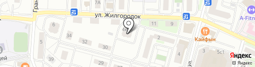 Тет-А-Тет на карте Балашихи