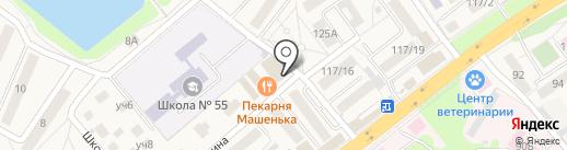 Fix Price на карте Красково
