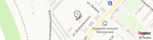 Газпром межрегионгаз Тула на карте Шварцевского