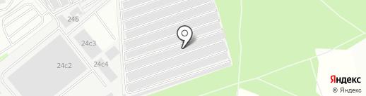 Авис на карте Балашихи