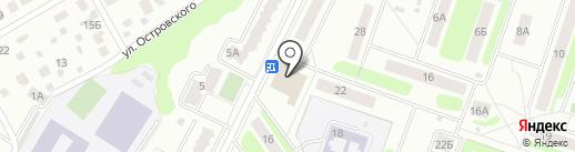 Matermoll на карте Щёлково