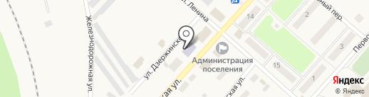 Центр детских школ искусств, МБОУ на карте Шварцевского