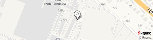METALL RichArt на карте Островцев