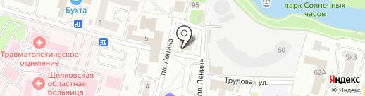 Горячие туры на карте Щёлково