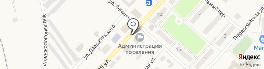 Многофункциональный центр предоставления государственных и муниципальных услуг на карте Шварцевского