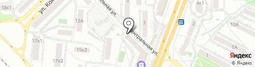 Ленфарма на карте Щёлково