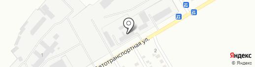 Меркурий-авто, автомагазин на карте Макеевки