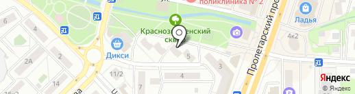Детское время на карте Щёлково