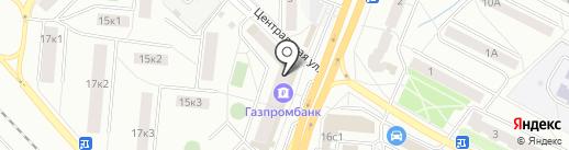Мебельный магазин на карте Щёлково