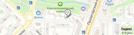 РастиДетка на карте Щёлково