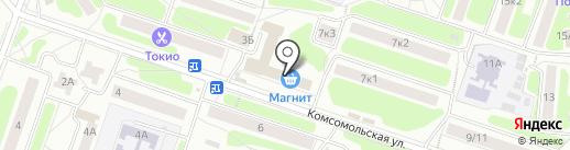 OZON.ru на карте Щёлково